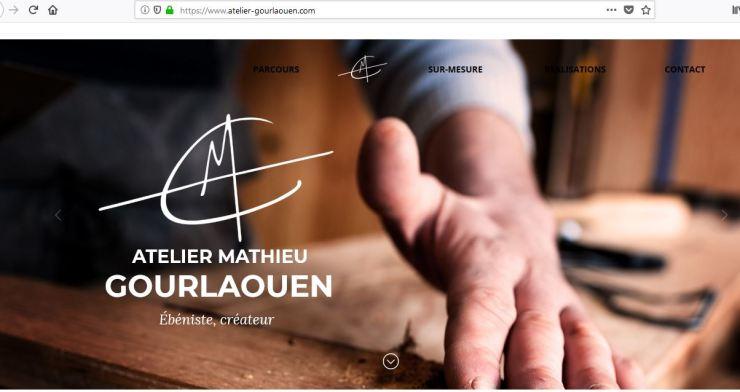 Atelier Gourlaouen- Artisan menuisier ébéniste Finistère