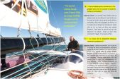 Interview David Ducosson Skipper, Photographe reportage nautique, skipper route du rhum 2018