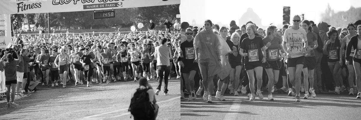 Photographe de sport Bretagne, courses à pieds