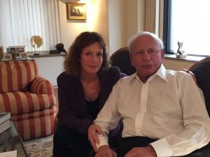 Corinne and Sigmund Rolat