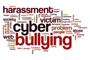 Cyberbullying words and phrases`