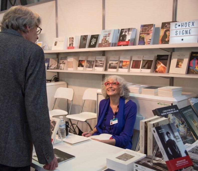 Corinne Hoex - Auteur Poète Romancière Belge