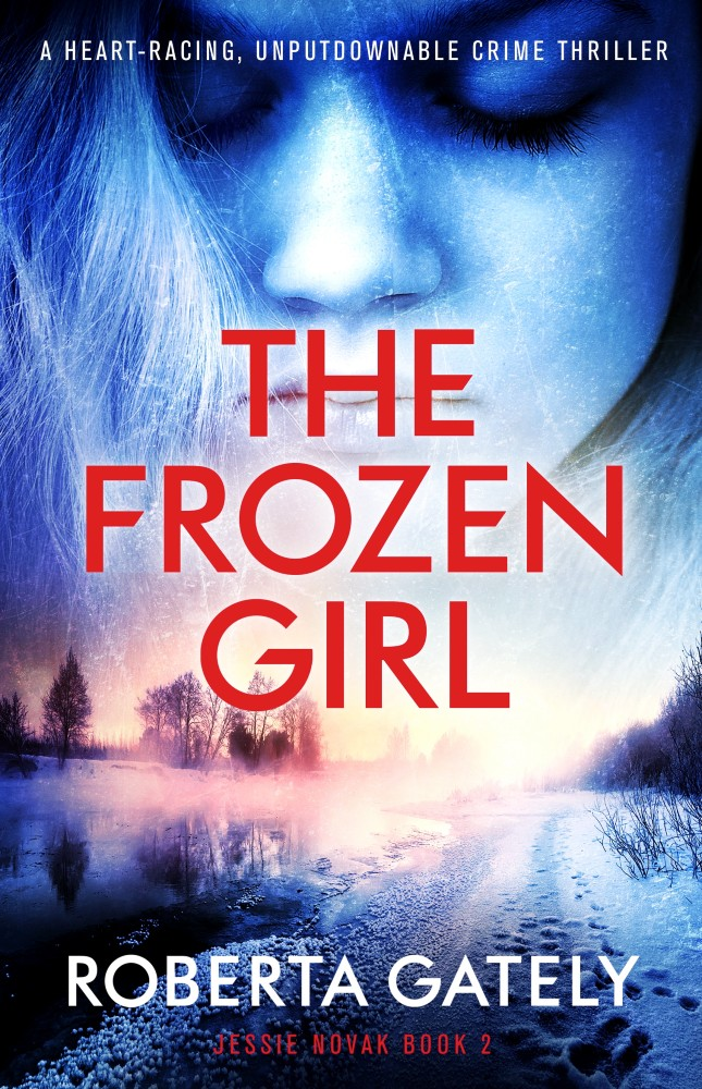 Cover Reveal of The Frozen Girl