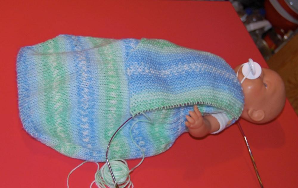 2-in-1 Easy Swaddling Blanket (2/3)