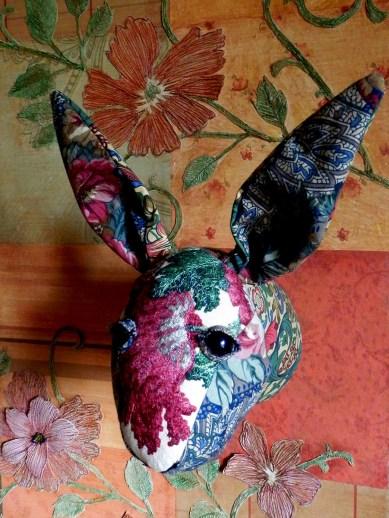 Hare Trophy Head - New Ashgate