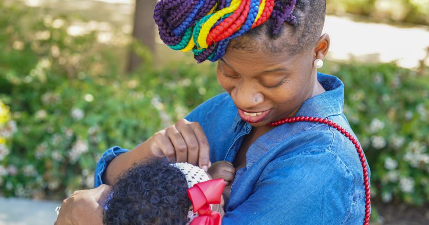 What Breastfeeding Has Taught Me About Self-Care