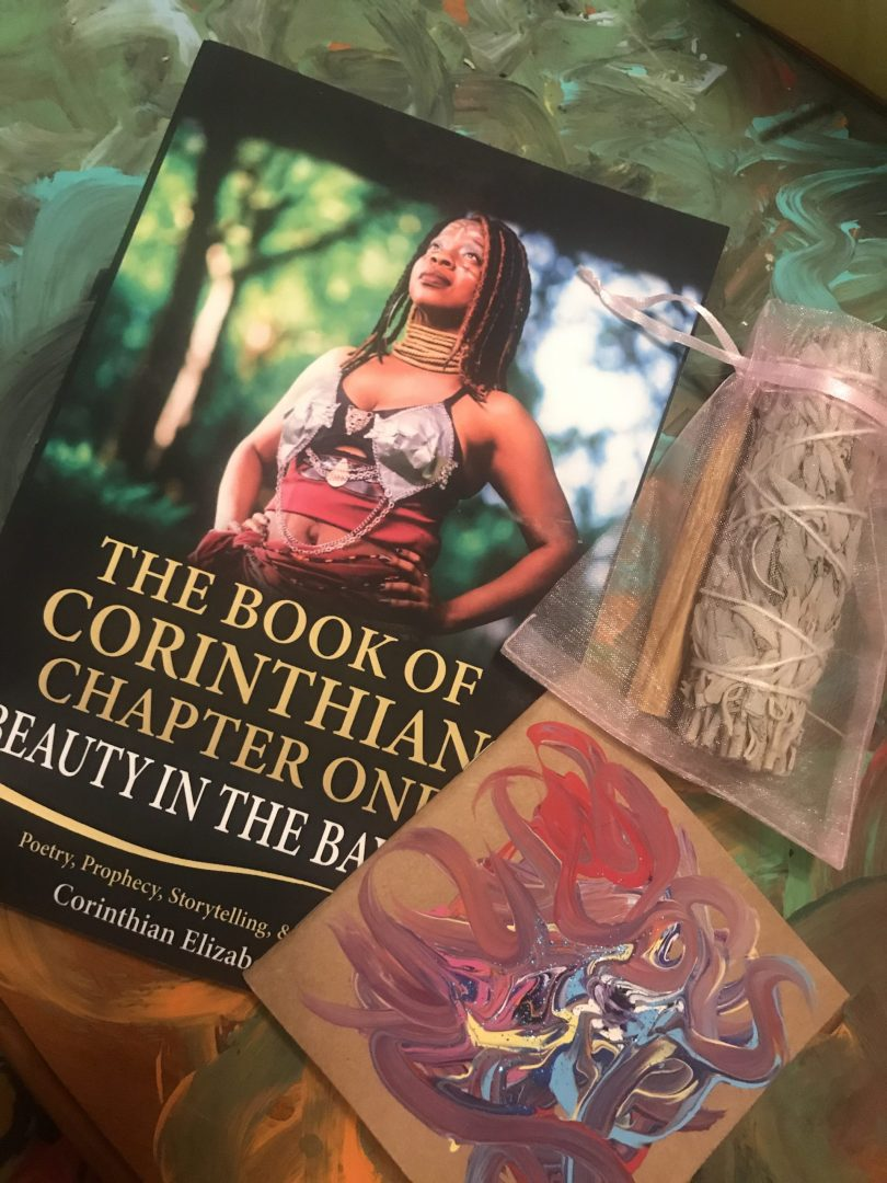 Autographed Book With Healing Kit