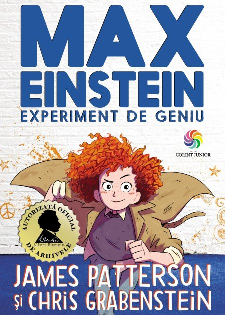 Max-Einstein-Experiment-de-geniu-carti-copii-Patterson-editura-corint-junior