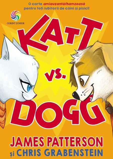 Katt-vs-Dogg-Patterson-carti-copii-editura-corint-junior