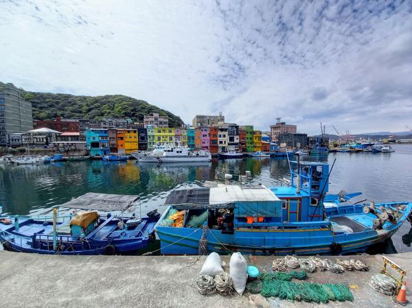 Zhengbin Fishing Harbor
