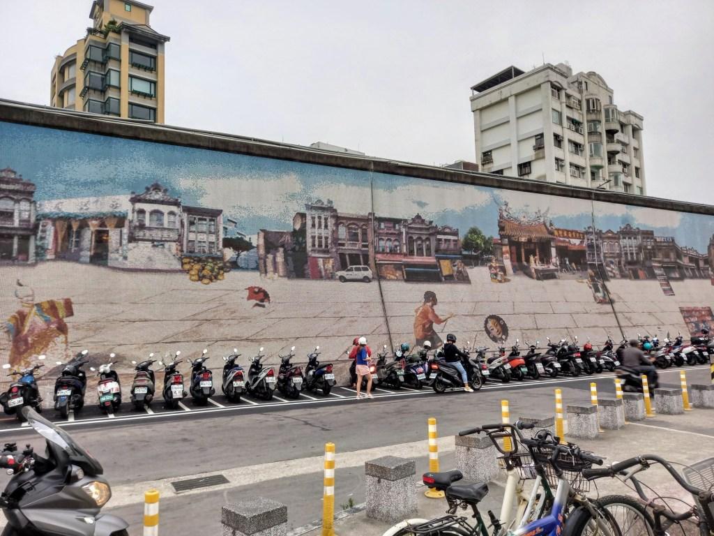 Dadaocheng Wharf 大稻埕碼頭