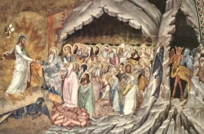 Hinabgestiegen in das Reich des Todes | Kongregation der Herz Jesu  Franziskaner