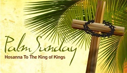 Prayer at home on Palm Sunday | Diocese Of Cork and Ross