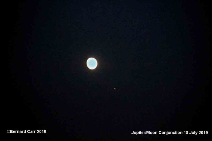 Jupiter/Moon Conjunction