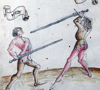 German Longsword Course 1/10 – Sun 27/09/2015