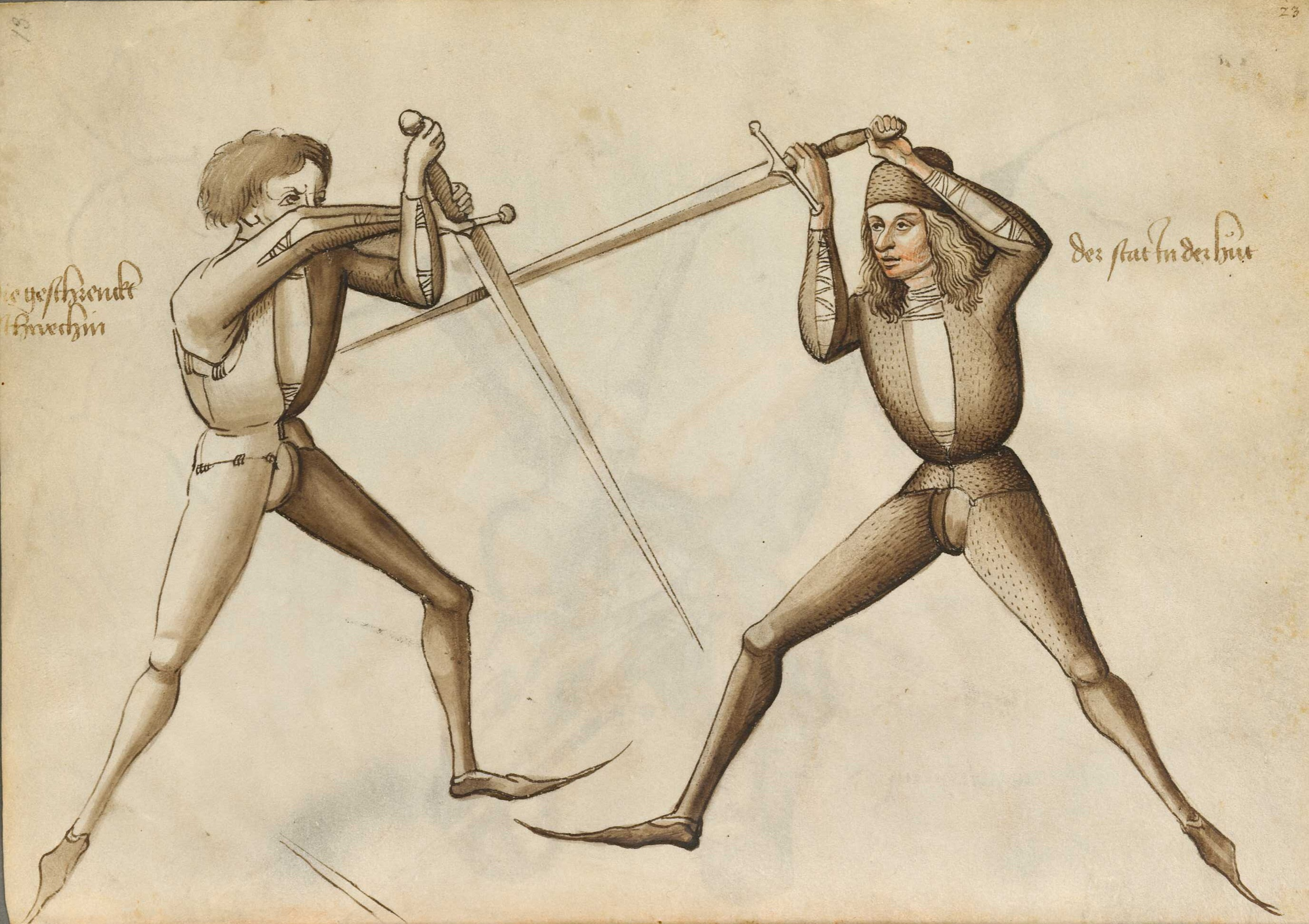 German Longsword Course 10/10 – Sun 13/12/2015
