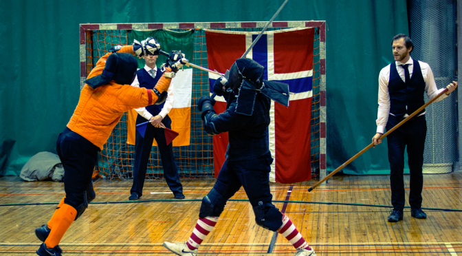 Helsinki Longsword Open 2016 – Tournament Videos