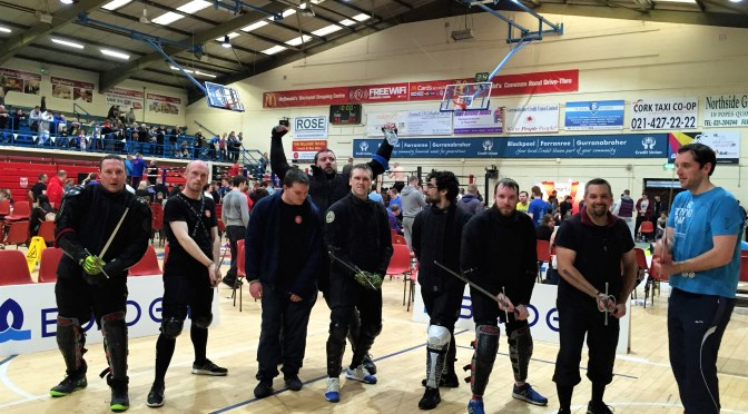 Cork Martial Arts Expo 2016 – Tournament Videos