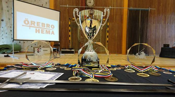 Örebro Open 2016 – Longsword Tournament Videos