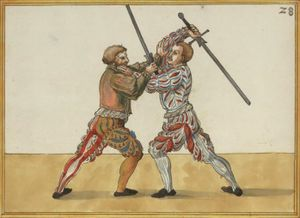 German Longsword Course – 8/10 – Sun 27/11/2016