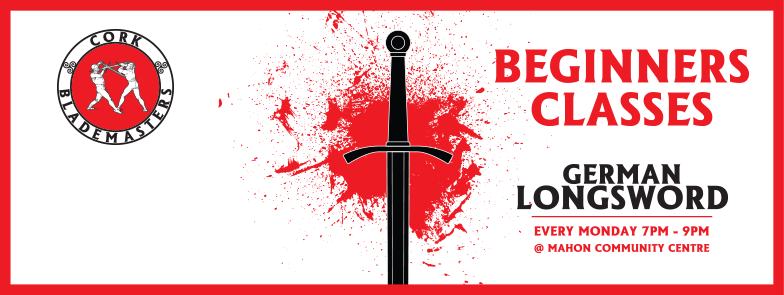 Beginners Longsword Training (Open Day) – Mon 09/01/2017