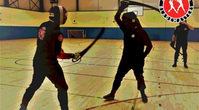 Dussack Training – Thu 30/03/2017