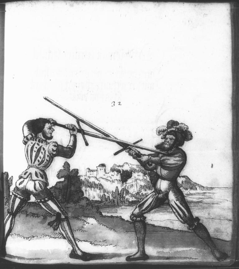 German Longsword Course 3/10 – Mon 13/03/2017