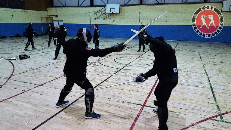 Sidesword & Dagger Training – Sun 05/08/2018