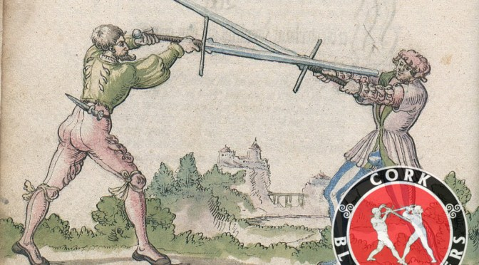German Longsword Course 4/10 – Mon 06/11/2017