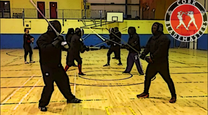 Longsword Training – Thu 15/03/2018