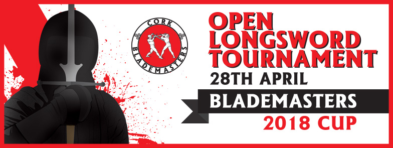 Blademasters Cup 2018 tomorrow!