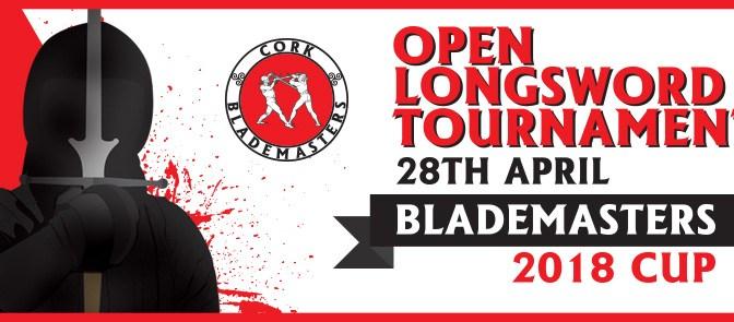 Blademasters Cup 2018 tomorrow!