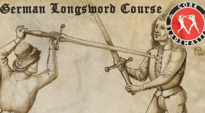 German Longsword Course 2/10 – Mon 16/04/2018
