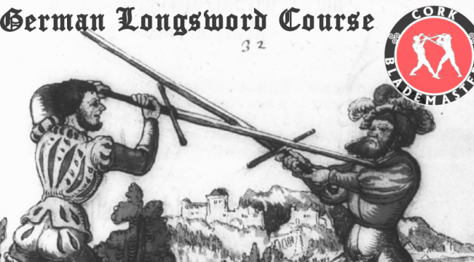 German Longsword Course 3/10 – Wed 24/04/2019