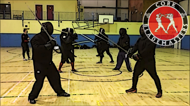Longsword Training – Thu 23/08/2018