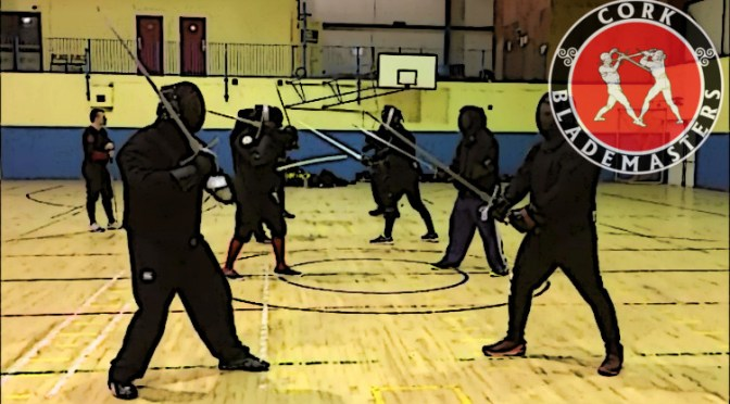 Longsword Training – Thu 26/04/2018