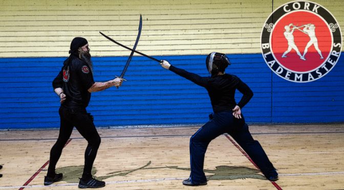 Sabre Training – Thu 29/03/2018