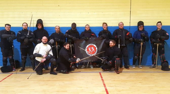Tactical Longsword Workshop Review