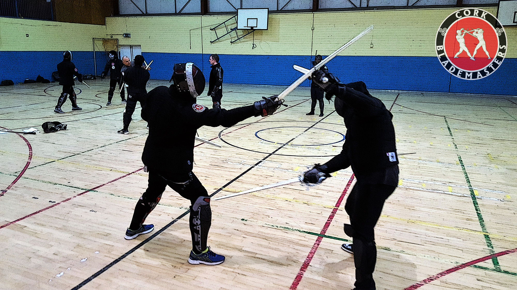 Sidesword & Dagger Training – Sun  15/09/2019