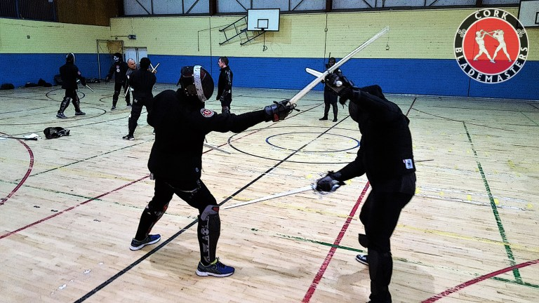 Sidesword & Dagger Training – Sun 20/01/2019