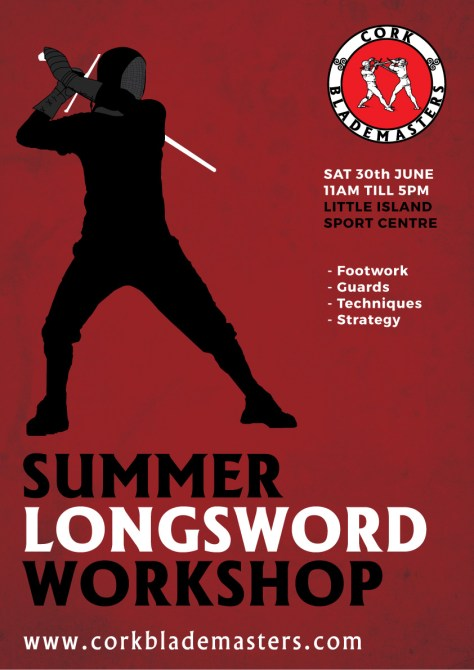 Summer Longsword Workshop
