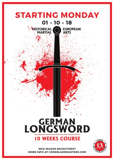 German Longsword Course 2018