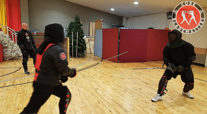 Coached Sparring: Longsword – Mon 15/04/2019