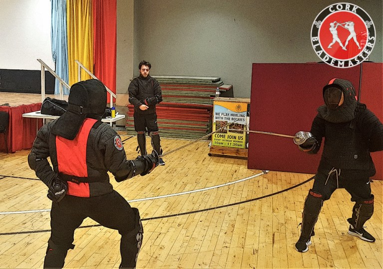Coached Sparring: Sabre – Thu 05/09/2019
