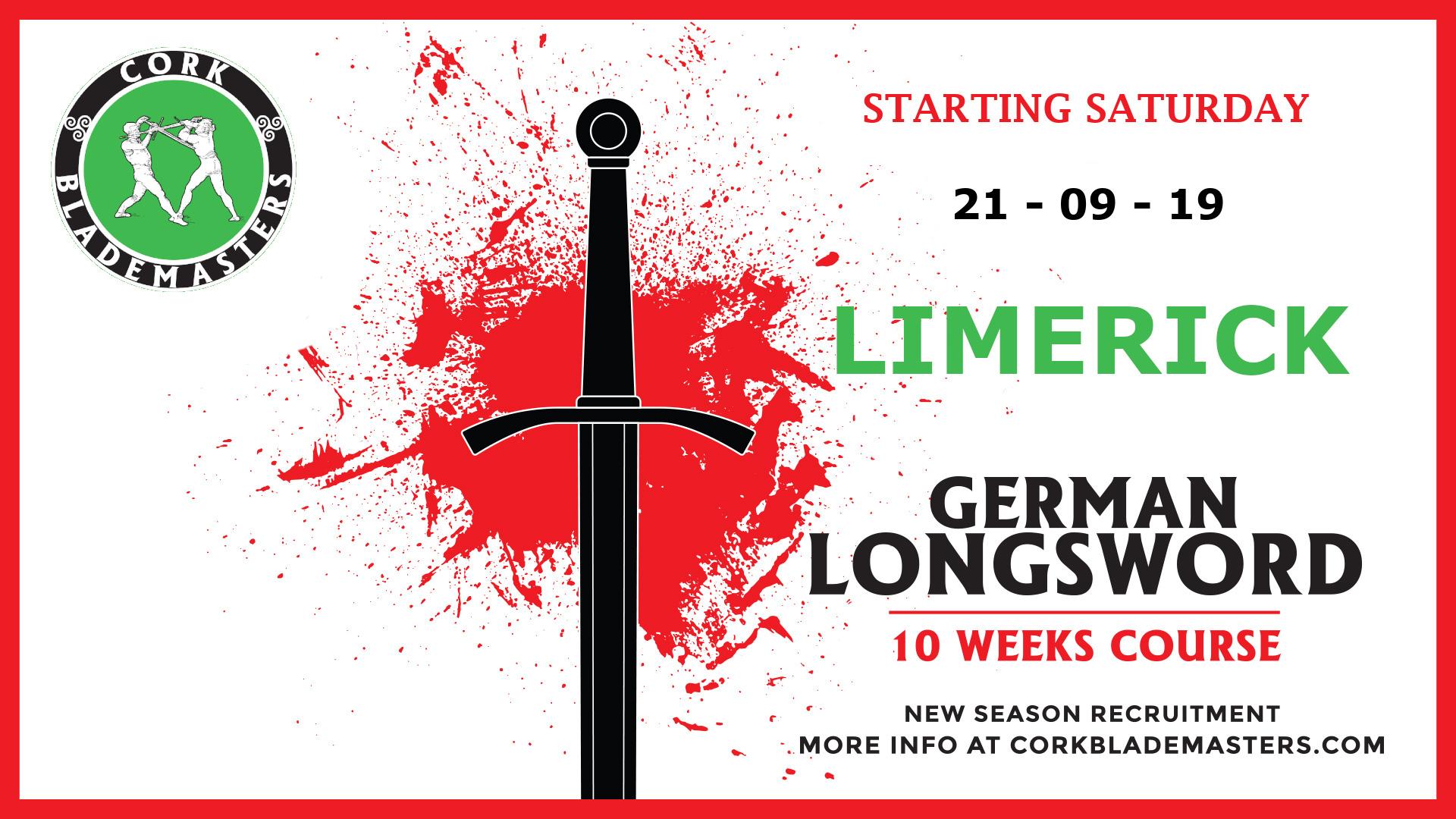 New Recruitment for Limerick Group!