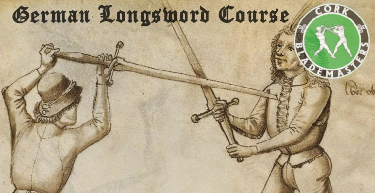 German Longsword Course Limerick 2/10 – Tue 06/10/2020