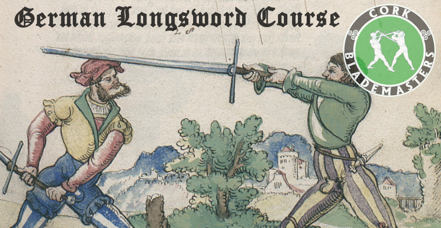 Read more about the article German Longsword Course Limerick 6/10 – Tue 19/10/2021
