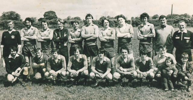 Cork Examiner AFC 1980-81
