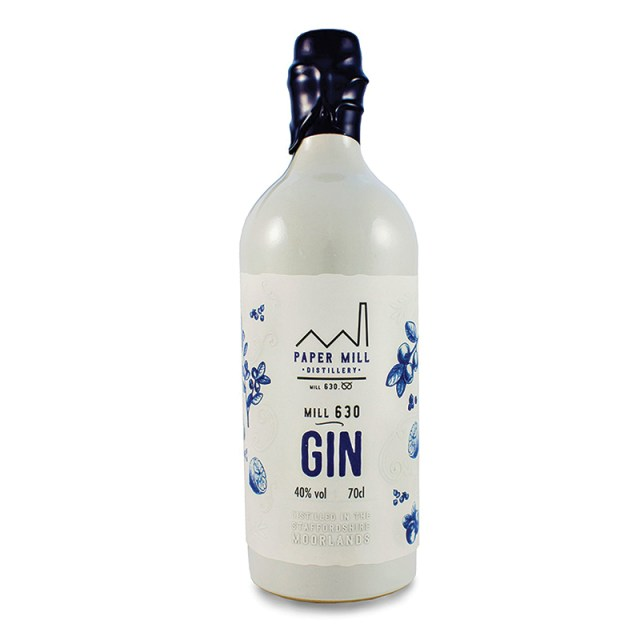paper mill mill 630 gin
