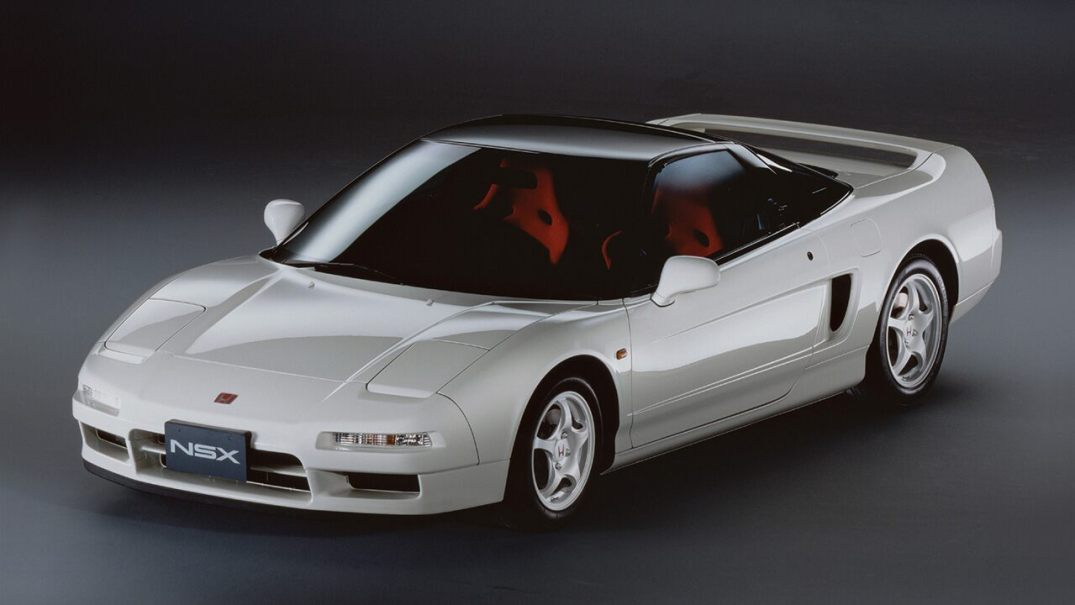 The original NSX Type R